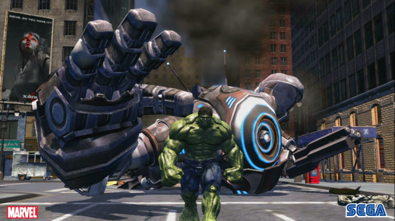 The Incredible Hulk Game 2008 Free Download